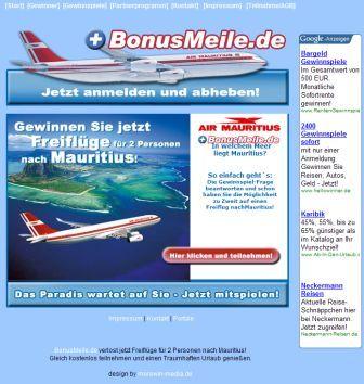 BonusMeile.de